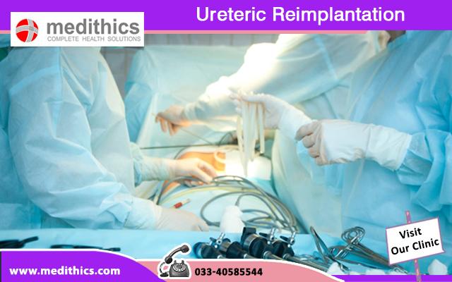 Ureteric Reimplantation