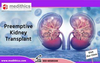 Preemptive Kidney Transplant