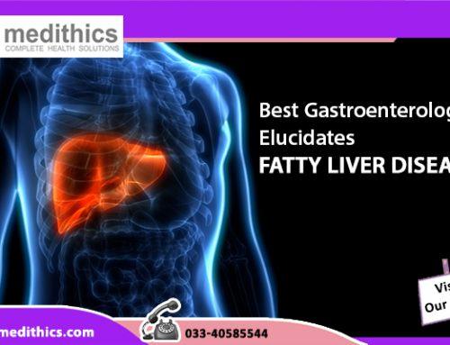 Best Gastroenterologist Elucidates Fatty Liver Disease