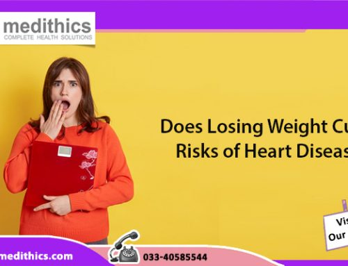 Does Losing Weight Cut Risks of Heart Disease: Cardiologist Explains