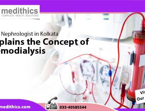 Best Nephrologist in Kolkata Explains the Concept of Hemodialysis